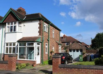 Thumbnail 3 bed semi-detached house for sale in Oakdale Avenue, Stockton Heath, Warrington