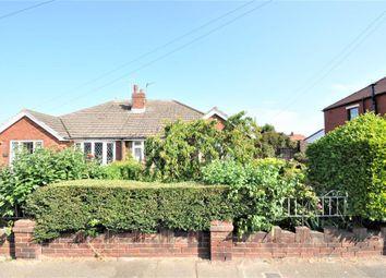 Thumbnail 3 bed semi-detached bungalow for sale in Hatfield Avenue, Fleetwood, Lancashire