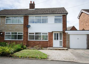 Thumbnail 3 bed semi-detached house for sale in Edgeware Grove, Winstanley, Wigan