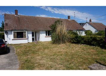 Thumbnail 2 bed bungalow for sale in Kynaston Road, Panfield