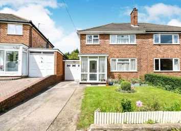 Thumbnail 3 bed semi-detached house for sale in Pensford Road, Northfield, Birmingham, West Midlands
