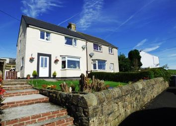 Thumbnail 3 bed semi-detached house for sale in Meadow Lane, Dove Holes, Buxton, Derbyshire