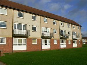 Thumbnail 2 bed maisonette to rent in Fairholm Street, Larkhall ML9,