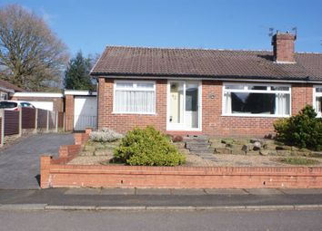Thumbnail 2 bedroom semi-detached bungalow for sale in Catterall Crescent, Bolton