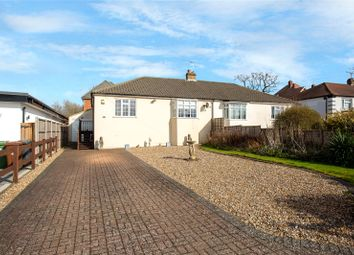 3 bed bungalow for sale in Oundle Avenue, Bushey, Hertfordshire WD23