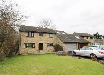 Thumbnail 4 bed detached house for sale in White Wells Gardens, Scholes, Holmfirth