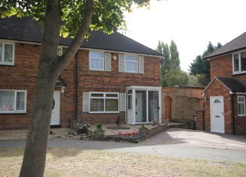 Thumbnail 2 bedroom end terrace house for sale in Scott Road, Solihull