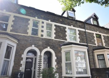 Thumbnail Studio to rent in Richmond Road, Flat 2, Roath, Cardiff