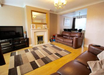 Thumbnail 3 bed semi-detached house for sale in Belsay Gardens, Newcastle Upon Tyne