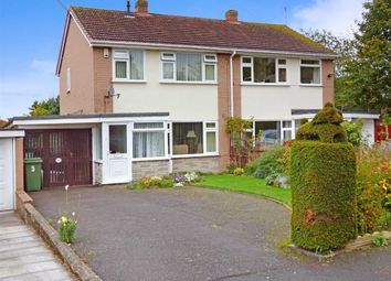 Thumbnail 3 bed semi-detached house for sale in Argyll Crescent, Muxton, Telford, Shropshire