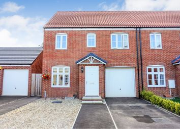 Thumbnail 3 bed semi-detached house for sale in Walton Close, Glastonbury
