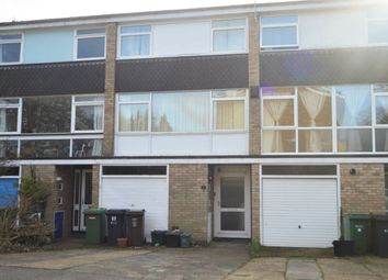 Thumbnail 4 bedroom property to rent in Beaumont Avenue, St Albans