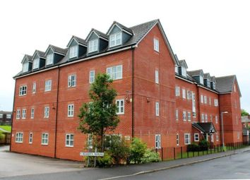 Thumbnail 2 bed flat for sale in Gas Street, Platt Bridge, Wigan