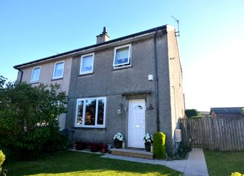 Thumbnail 2 bed semi-detached house for sale in Quarryknowe Street, Clydebank
