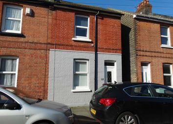 Thumbnail 2 bed end terrace house to rent in Sydney Road, Eastbourne