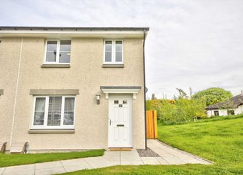 Thumbnail 3 bed semi-detached house for sale in Resaurie Gardens, Smithton, Inverness
