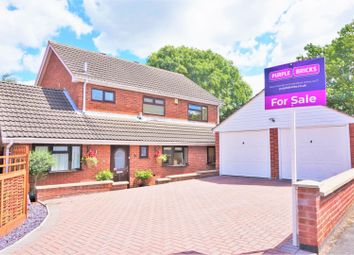 Thumbnail 5 bed detached house for sale in Countrymans Way, Loughborough