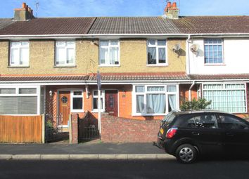 Thumbnail 3 bed terraced house for sale in St. Valerie Road, Gosport