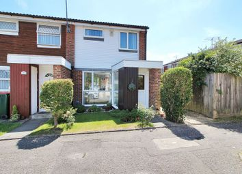 Thumbnail 3 bed end terrace house for sale in Holmcroft, Southgate, Crawley, West Sussex