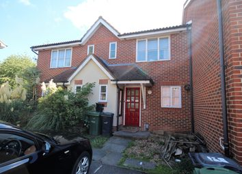 Thumbnail 3 bed terraced house to rent in Woodgate Drive, London