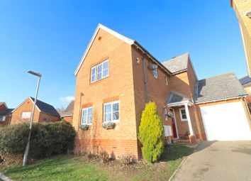 Thumbnail 3 bedroom detached house for sale in Meadowsweet Close, St. Leonards-On-Sea