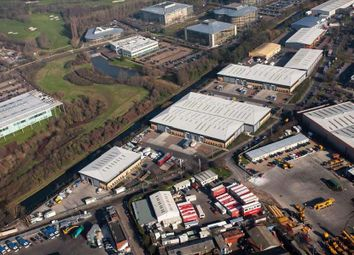 Thumbnail Industrial to let in Unit 11, Waterway Park, Rigby Lane, Hayes
