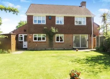 Thumbnail 4 bedroom detached house for sale in Sundew Road, Broadstone