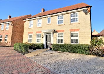 Thumbnail 4 bed detached house to rent in Nursery End, Stanford In The Vale, Oxfordshire