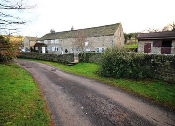Thumbnail 4 bed farmhouse for sale in Cross Cliffe, Glossop