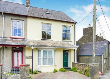 Thumbnail 3 bedroom end terrace house for sale in Garden Terrace, Dinas Cross