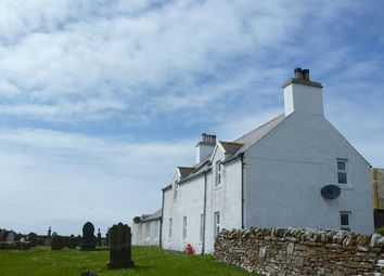 Thumbnail 4 bed detached house for sale in Birsay, Orkney