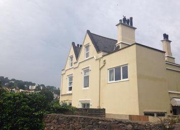 Thumbnail 1 bed flat for sale in Lower Woodfield Road, Torquay, Devon