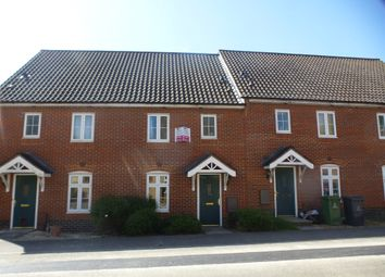 Thumbnail 3 bedroom terraced house for sale in Wellington Road, Watton, Thetford