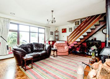 Thumbnail 4 bed detached house for sale in Chester Road, Dobshill, Deeside