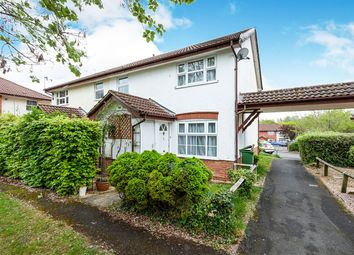 Thumbnail 1 bedroom semi-detached house for sale in Constantine Way, Basingstoke, Hampshire