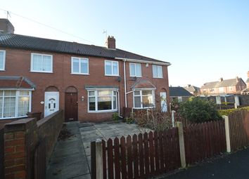 Thumbnail 2 bed terraced house for sale in Lisheen Grove, Castleford