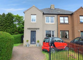 Thumbnail 3 bed semi-detached house for sale in Deanfield Crescent, Bo'ness, Falkirk
