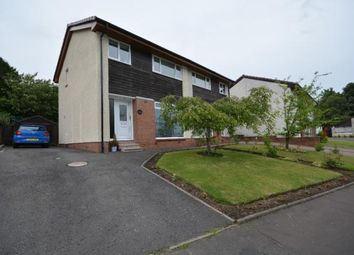Thumbnail 3 bed semi-detached house for sale in Braescourt Avenue, Darvel