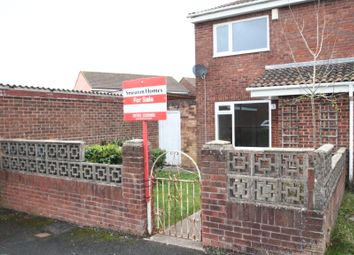 Thumbnail 3 bed end terrace house for sale in Walcot Close, Thornbury, Plymouth