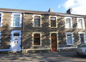 Thumbnail 3 bed terraced house for sale in Rockingham Terrace, Briton Ferry, Neath .