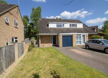 Thumbnail 3 bed semi-detached house for sale in Shaldons Way, Fleet