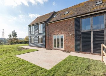 Thumbnail 4 bed barn conversion for sale in Fernhill Lane, Balsall Common, Coventry