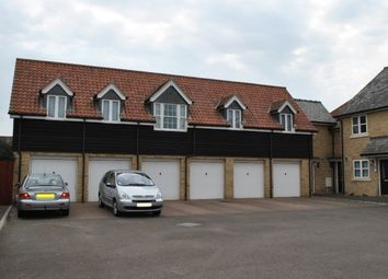 Thumbnail 1 bedroom flat to rent in Darbys Yard, Sutton, Ely