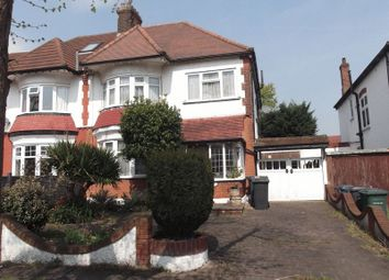 Thumbnail Semi-detached house for sale in Friern Watch Avenue, London