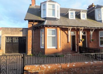 Thumbnail 3 bed semi-detached house for sale in Glebe Avenue, Mauchline