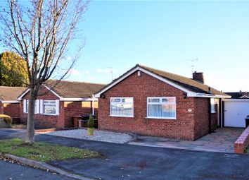Thumbnail 2 bed detached bungalow for sale in Lee Rise, Ratby, Leicester