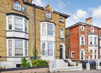 Thumbnail 4 bed flat for sale in Belmont Road, Broadstairs, Kent