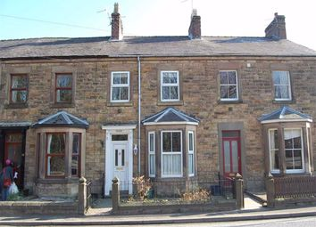 Thumbnail 4 bedroom terraced house to rent in Cromford Road, Wirksworth, Matlock, Derbyshire