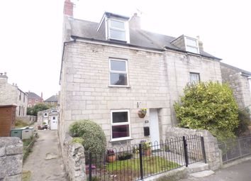 Thumbnail 3 bedroom semi-detached house for sale in High Street, Portland, Dorset