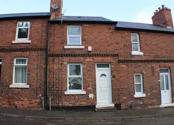 Thumbnail 3 bed terraced house to rent in Tilford Road, Newstead Village, Nottingham